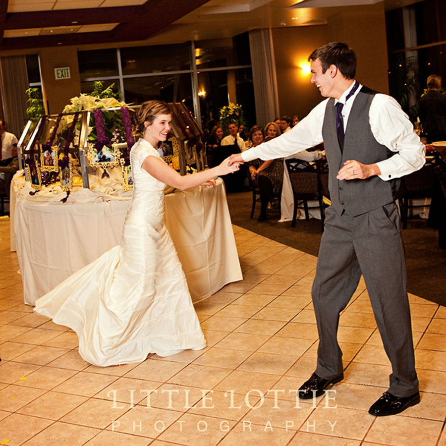 34 Must Have Songs At Your Wedding Reception: BYU Skyroom Reception Photos « Little Lottie Photography