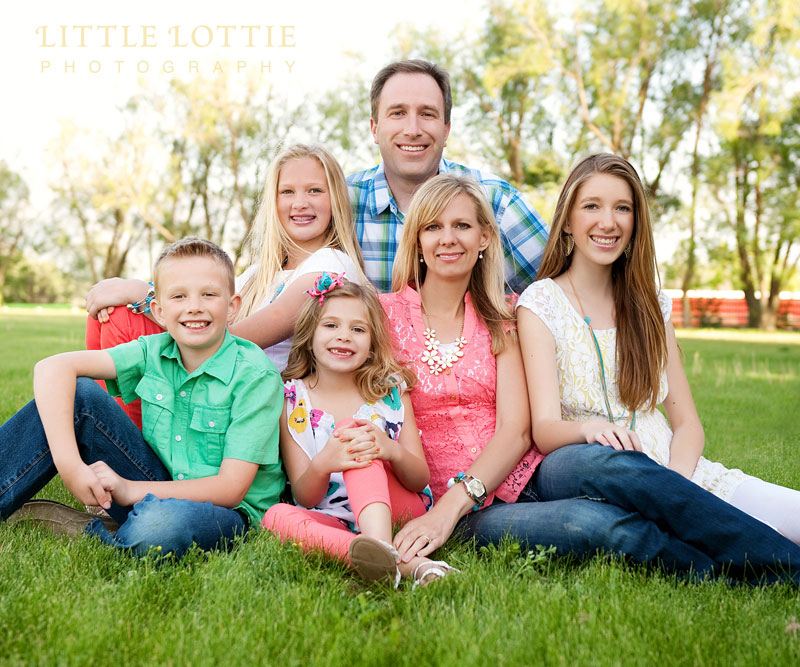 Family Enjoying Time Together On Beautiful Foggy Beach: Utah Family Photographer « Little Lottie Photography